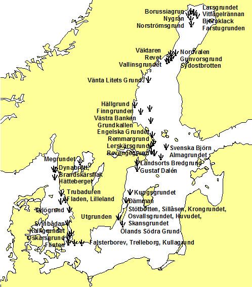 fyrar i sverige karta Kassunfyr   fyrwiki fyrar i sverige karta