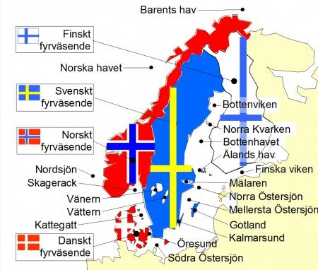 fyrar i sverige karta fyrwiki fyrar i sverige karta